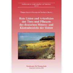 LuN Heft 48: Rote Listen und Artenlisten der Tiere und Pflanzenarten des deutschen Meeres- und Küstenbereiches der Ostsee