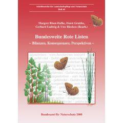 LuN Heft 65: Bundesweite Rote Listen - Bilanzen, Konsequenzen, Perspektiven