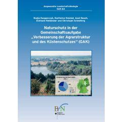 ALÖ Heft 64: Naturschutz in der Gemeinschaftsaufgabe