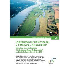 """NaBiV Heft 2: Empfehlungen zur Umsetzung des § 3 BNatSchG """"Biotopverbund"""""""