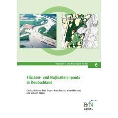 NaBiV Heft 6: Flächen- und Maßnahmenpools in Deutschland