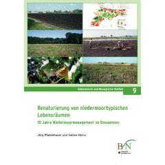 NaBiV Heft 9: Renaturierung von niedermoortypischen Lebensräumen.