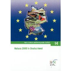 NaBiV Heft 14: Natura 2000 in Deutschland. CD-ROM mit Booklet.