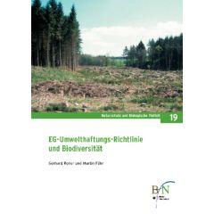 NaBiV Heft 19: EG-Umwelthaftungs-Richtlinie und Biodiversität