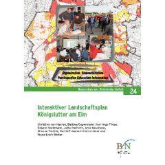 NaBiV Heft 24: Interaktiver Landschaftsplan Königslutter am Elm