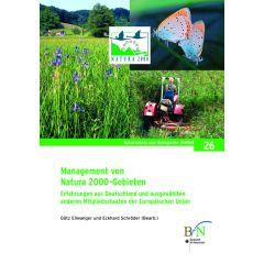 NaBiV Heft 26: Management von Natura 2000-Gebieten