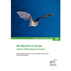 NaBiV Heft 28: Bat Migrations in Europe. A Review of Banding Data and Literature.