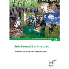 NaBiV Heft 37: Freiwilligenarbeit im Naturschutz