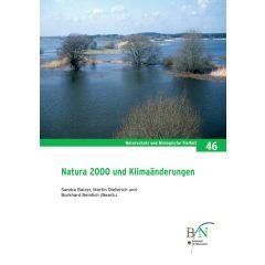 NaBiV Heft 46: Natura 2000 und Klimaänderungen
