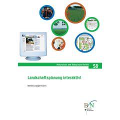 NaBiV Heft 58: Landschaftsplanung interaktiv!