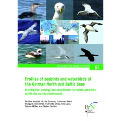 NaBiV Heft 61: Profiles of seabirds and waterbirds of the German  North and Baltic Seas.
