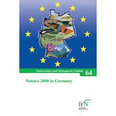 NaBiV Heft 64: Natura 2000 in Germany. (DVD mit Booklet - aktualis. engl. Übersetzung von NaBiV 14)
