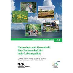 NaBiV Heft 65: Naturschutz und Gesundheit: Eine Partnerschaft für mehr Lebensqualität.