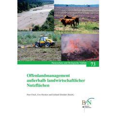 NaBiV Heft 73: Offenlandmanagement außerhalb landwirtschaftlicher Nutzungsflächen