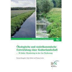NaBiV Heft 82: Ökologische und sozioökonomische Entwicklung einer Kulturlandschaft
