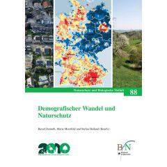 NaBiV Heft 88: Demografischer Wandel und Naturschutz