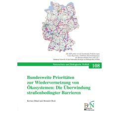 NaBiV Heft 108: Wiedervernetzung von Ökosystemen