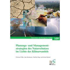 NaBiV Heft 109: Naturschutz im Lichte des Klimawandels