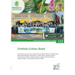 NaBiV Heft 113: Erlebnis Grünes Band