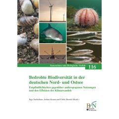 NaBiV Heft 116: Bedrohte Biodiversität in der deutschen Nord- und Ostsee