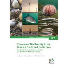 NaBiV Heft 117: Threatened Biodiversity in the German North und Baltic Seas