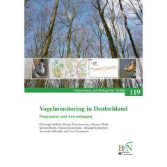 NaBiV Heft 119: Vogelmonitoring in Deutschland
