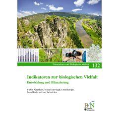 NaBiV Heft 132: Indikatoren zur biologischen Vielfalt