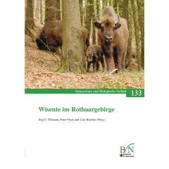 NaBiV Heft 133: Wisente im Rothaargebirge