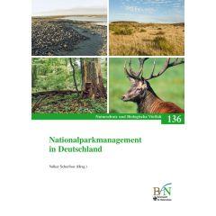 NaBiV Heft 136: Nationalparkmanagement in Deutschland