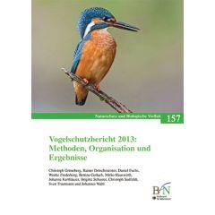 NaBiV Heft 157: Vogelschutzbericht 2013