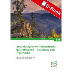 PDF: NaBiV Heft 148: Ausweisungen von Nationalparks in Deutschland - Akzeptanz