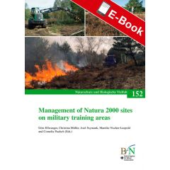 PDF: NaBiV Heft 152: Management of Natura 2000 sites on military training areas